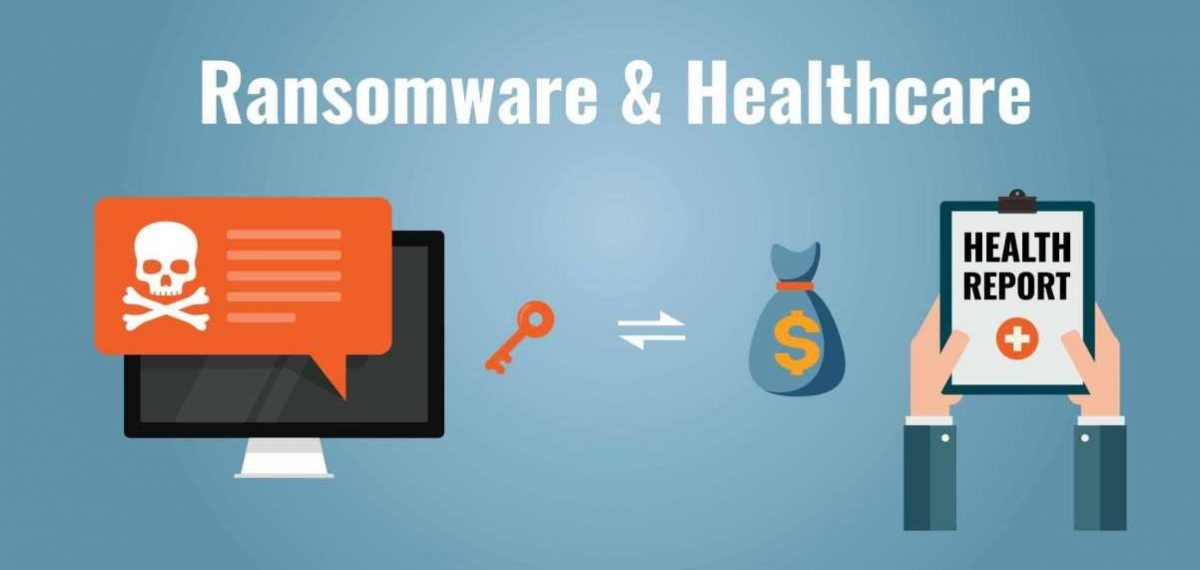 Ransomware In Healthcare Industry: All That You Wanted to Know About Ransomware Attacks