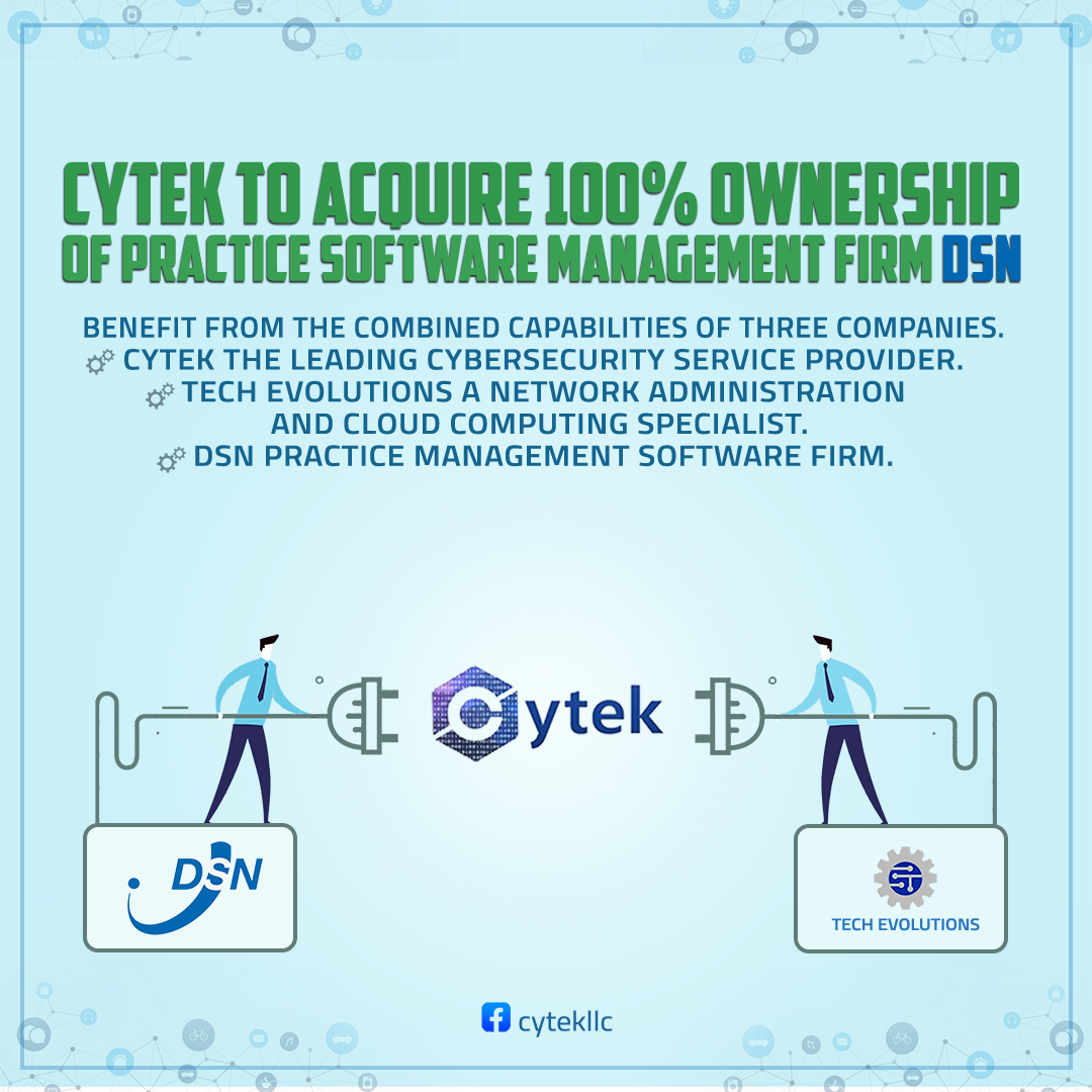 DSN Software Acquired By Cytek Cybersecurity